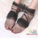絲襪 淺黑色0D超薄絲襪女薄款MF腳尖全透明隱形無痕腳尖性感連褲襪夏季 限時折扣