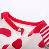 連身裝 嬰兒連身衣服春秋女寶寶棉質哈衣男新生兒睡衣夏季薄款空調服夏裝 多款