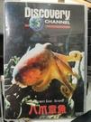 挖寶二手片-P17-078-正版VCD-其他【終極指南系列:八爪章魚】-Discovery自然類(直購價)