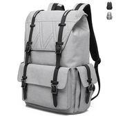 後背包 韓版男雙肩大書包 可放14吋筆電【非凡上品】x610
