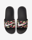 Nike Kawa SE Picnic 黑色 拖鞋 涼鞋 櫻桃 休閒 運動 大童 CJ4123-001