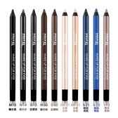 MAKE UP FOR EVER AQUA XL 超持久眼線筆-緞面夜藍S-21(1.2g)