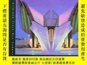 二手書博民逛書店The罕見architecture of Stations and Terminals 車站和終端的結構Y65