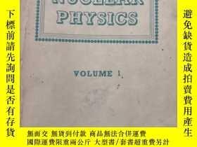 二手書博民逛書店progress罕見in nuclear physics vol