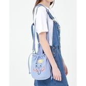 CACO-小飛象側背水桶包-女【XDI249】
