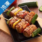冷凍豬五花燒烤片250G/盒【愛買冷凍】