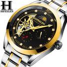 手錶男 機械錶 全自動皮帶?空夜光防水錶 男士月相運動手錶