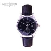 手錶 2019新款真皮帶手錶男士休閒防水錶女學生時尚潮流石英錶機械男錶 米娜小鋪