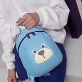 防走丟繩 兒童書包幼兒園男女童1-3歲寶寶小書包後背牽引繩防走失丟失背包 歐萊爾藝術館