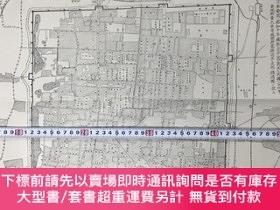 二手書博民逛書店1938年罕見太原市街要圖 日軍攻占太原後制作的軍事圖 Map of TAIYUAN HENANY424 日