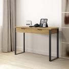 兩色可選 多功能兩抽玄關桌/辦公桌/靠牆桌/小書桌/DIY自行組合產品