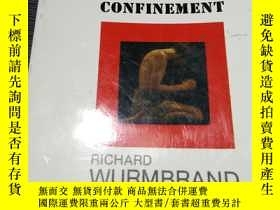 二手書博民逛書店WITH罕見GOD IN SOLITARY CONFINEMEN