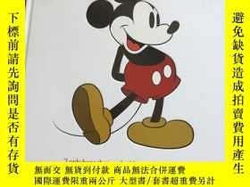 二手書博民逛書店Disney罕見Mickey Mouse classic story collectionY259314 Di