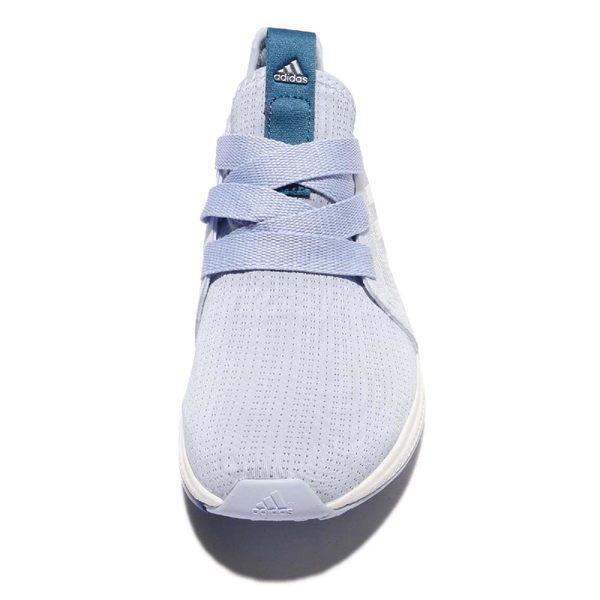 adidas 慢跑鞋 Edge Lux W 藍 白 水藍 女鞋 運動鞋 【PUMP306】 B49629