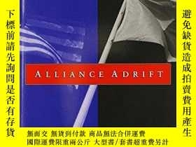 二手書博民逛書店Alliance罕見AdriftY256260 Yoichi Funabashi Council On For