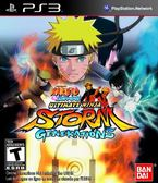 PS3 Naruto Shippuden Ultimate Storm Generations 火影忍者 疾風傳:終極風暴世代(美版代購)