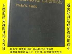 二手書博民逛書店Patents罕見for ChemistsY4663 Phili
