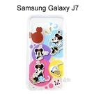 迪士尼透明軟殼 [人物] 米妮 Samsung J700F Galaxy J7【Disney正版授權】