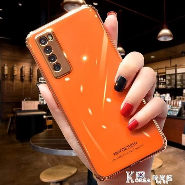 手機殼 華為nova7手機殼nova6女款網紅5g版7pro/7se新款全包防摔保護殼軟