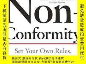 二手書博民逛書店The罕見Art Of Non-conformity: Set Your Own Rules, Live The