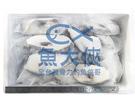 1E6A【魚大俠】FH132大比目魚切片系列(兩面洞 41-45片 12KG/件 25%冰)#B145