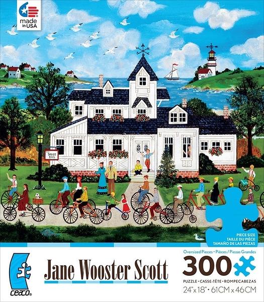 【美國 Ceaco】盒裝拼圖-Jane Wooster Scott Assorted(300片) #2204-24