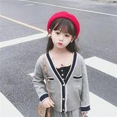 雙十二狂歡購秋冬新款英倫小公主純羊毛百搭蓓蕾帽日系兒童帽子女童畫家貝雷帽 熊貓本