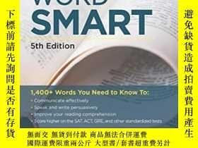 二手書博民逛書店Word罕見SmartY362136 Princeton Review Princeton Review, 2