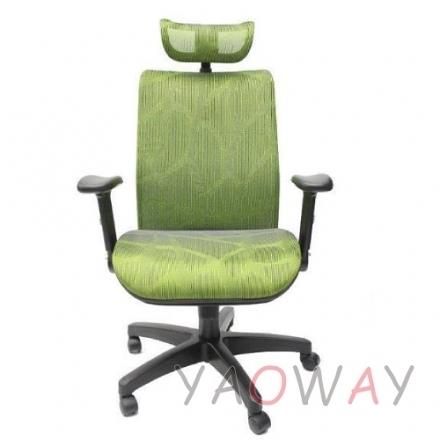【耀偉】PG308cc-綠(人體工學椅/辦公椅/電腦椅/網椅)