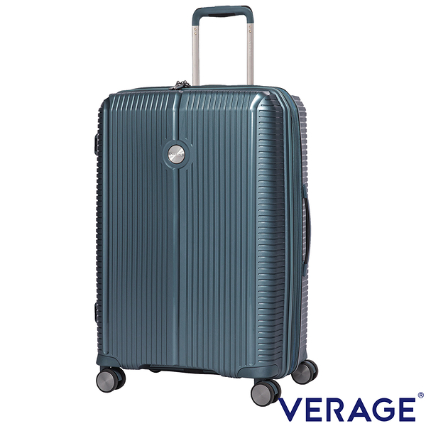 Verage 維麗杰 24吋英倫旗艦系列行李箱(綠)