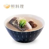 【照料理】媽煮湯-鮮菇蒜苗鱸魚湯 (薑絲鱸魚湯)