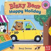 Bizzy Bear:Happy Holiday 愉快的假期熊熊新奇操作書(英國版)