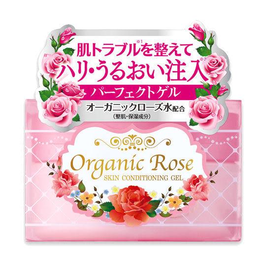 MEISHOKU 明色 天然植物玫瑰全方位保濕凝膠 90g【七三七香水精品坊】