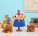 芮咪&紗奈 Disney 迪士尼系列-玩具總動員胡迪服裝組 TOYeGO 玩具e哥