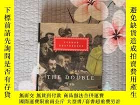 二手書博民逛書店The罕見double and the gambler 雙重人格 賭徒 Fyodor M. Dostoevsky