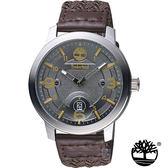 Timberland  美式 時尚 錶 (TBL.15017JS/13) 咖/46mm