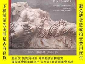 二手書博民逛書店Promenades罕見Parthenon 帕特農神廟 英文原版