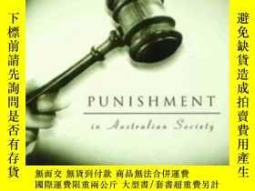 二手書博民逛書店Punishment罕見In Australian Societ