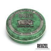 REUZEL Green Pomade Grease 綠豬中強髮油 35g