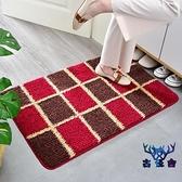 防滑墊吸水腳墊家用入戶門口地毯門墊臥室廚房衛生間【古怪舍】