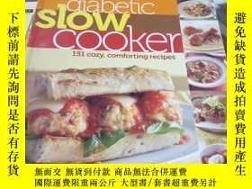 二手書博民逛書店diabetic罕見slow cookerY15389