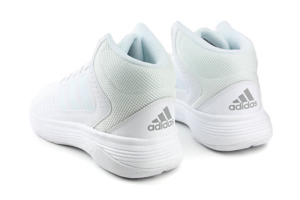 adidas CLOUDFOAM ILATION MID 籃球鞋 運動鞋 舒適 避震 透氣 男鞋 白色 AW4366 no307