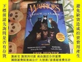 二手書博民逛書店WARRIORS罕見ENTER THE CLANSY204356