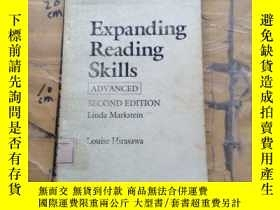 二手書博民逛書店Expanding罕見Reading Skills-Advanc