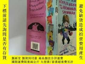 二手書博民逛書店Horrid罕見Henry And The Abominable Snowman:可惡的亨利和可惡的雪人Y20
