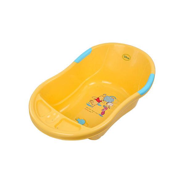 【ViVibaby】迪士尼維尼熊浴盆(綠DSN70040G)(藍DSN70040B)【限宅配】