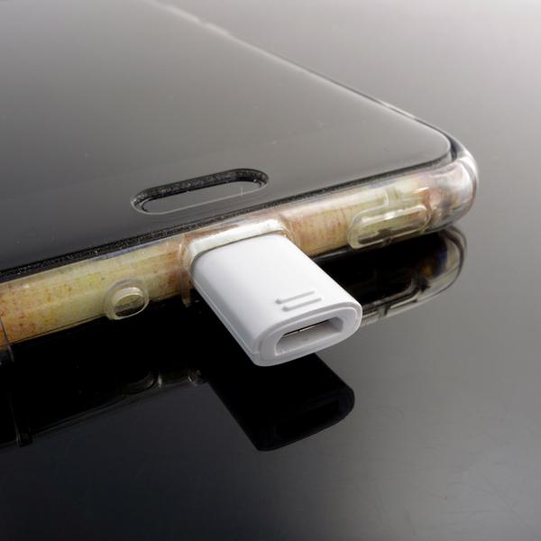 ▼Micro USB轉Type C 轉接頭 轉接器 連接器 傳輸 充電 MIUI Xiaomi 小米 5s Plus Note2 小米6 Max2 A1 MIX2