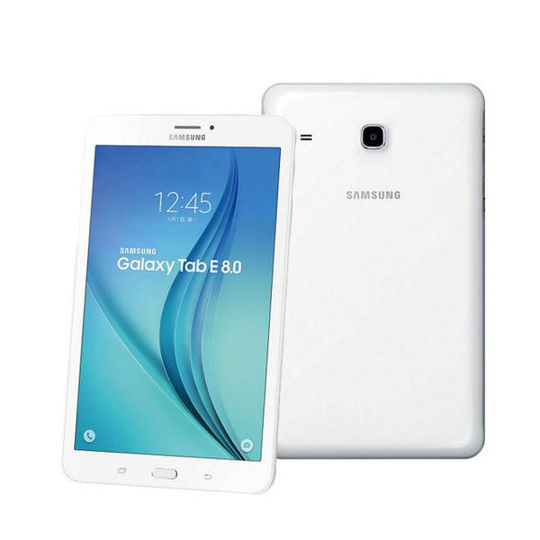 SAMSUNG Galaxy Tab E(T3777) 8.0 可通話八吋4g-lte平板