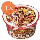 味王 椒麻牛肉麵 85g (3入)/組