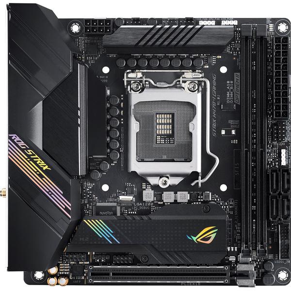 【免運費】ASUS 華碩 STRIX H470-I GAMING 主機板 / LGA1200 十代 / DDR4